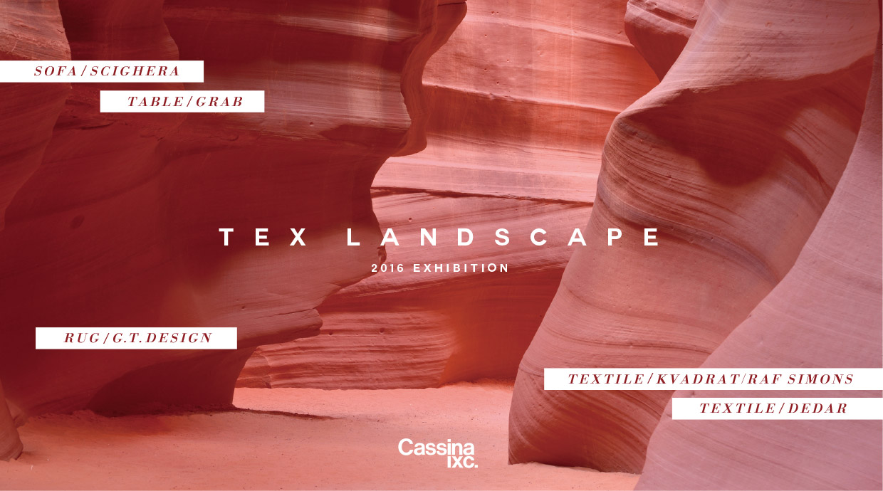TEX LANDSCAPE - 2016 EXHIBITION