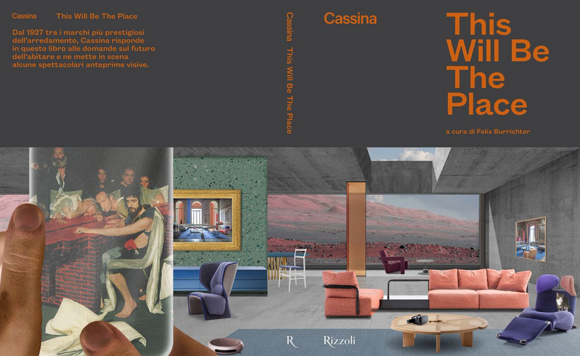 [ART BOOK]Cassina - This Will Be The Place
