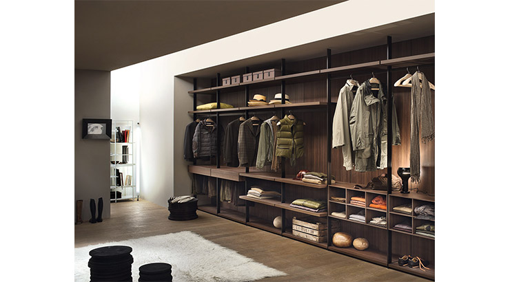 Hangar - Walk-in wardrobes