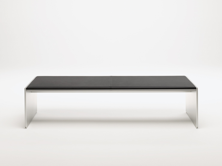AIR FRAME 3014 leather sheet bench