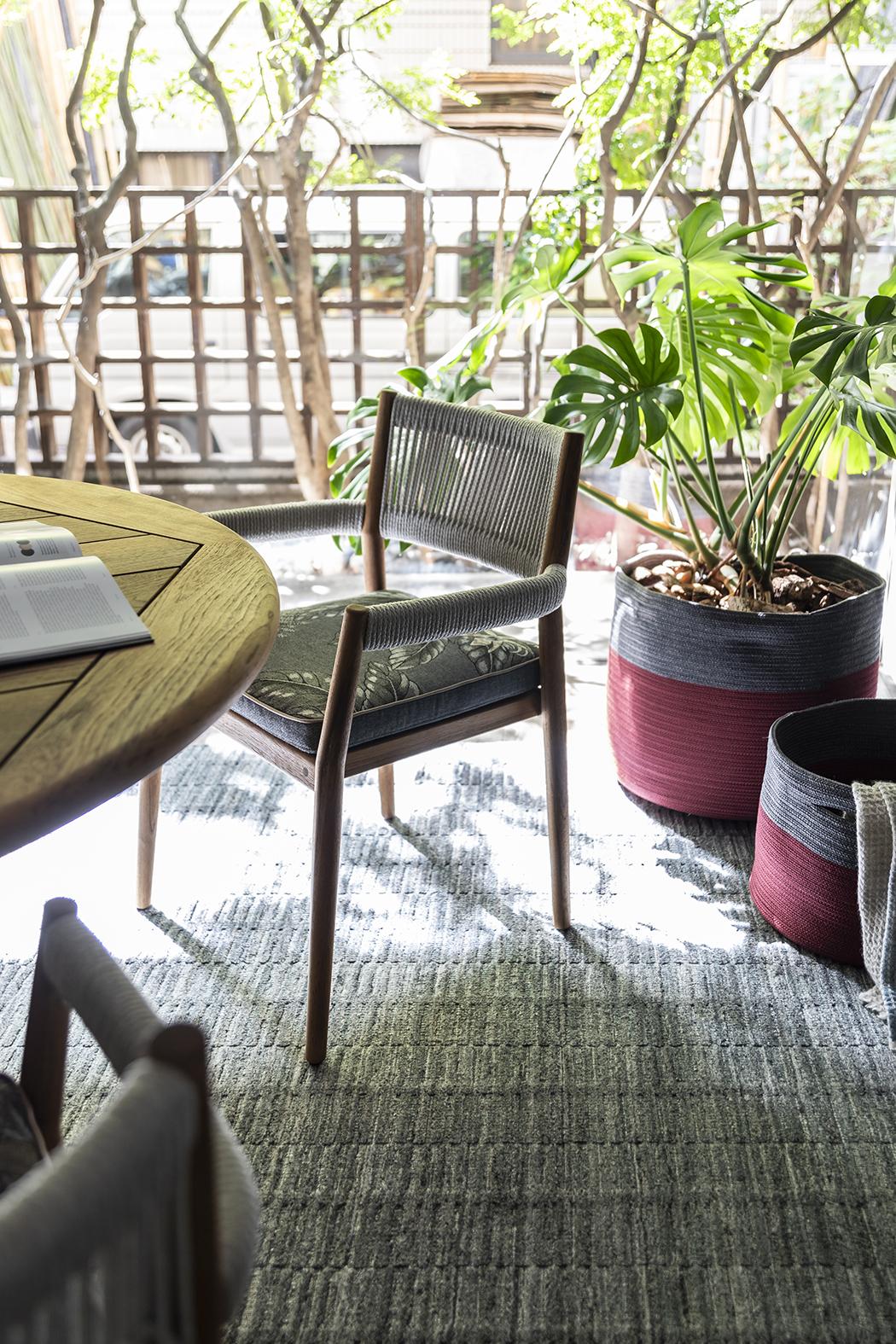 鉢カバー バスケット カッシーナ 観葉植物