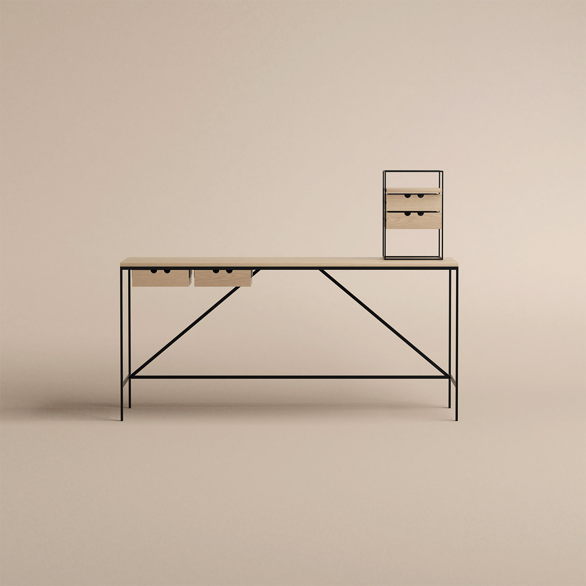 1595 CONSOLE TABLE