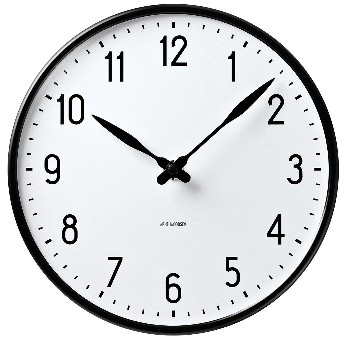 ARNE JACOBSEN - Wall Clock Station  ステーション クロック 29cm
