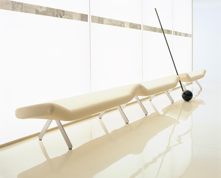 Cassina(カッシーナ)『BOOMERANG bench』