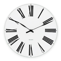 ARNE JACOBSEN - Wall Clock Roman ローマン クロック 29cm