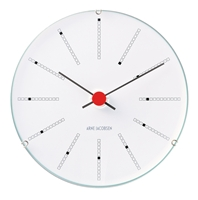 ARNE JACOBSEN - Bankers Wall Clock バンカーズ 時計 12cm
