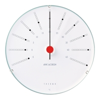 ARNE JACOBSEN - Bankers Thermometer バンカーズ 温度計 12cm