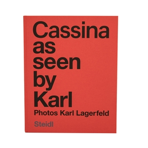 [PHOT BOOK]Cassina as seen by Karl
