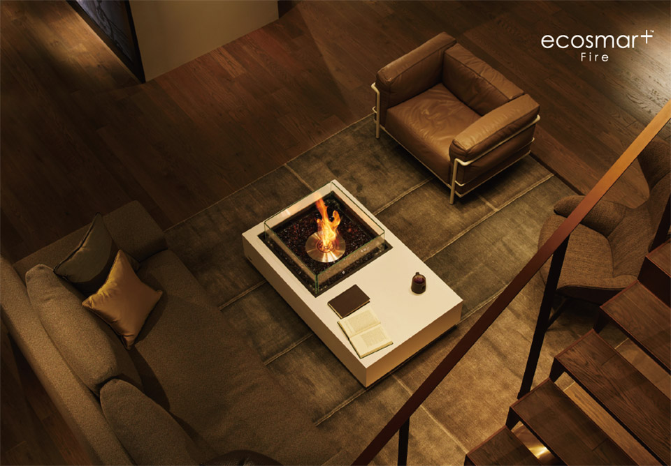 Ecosmart Fire New Year Campaign