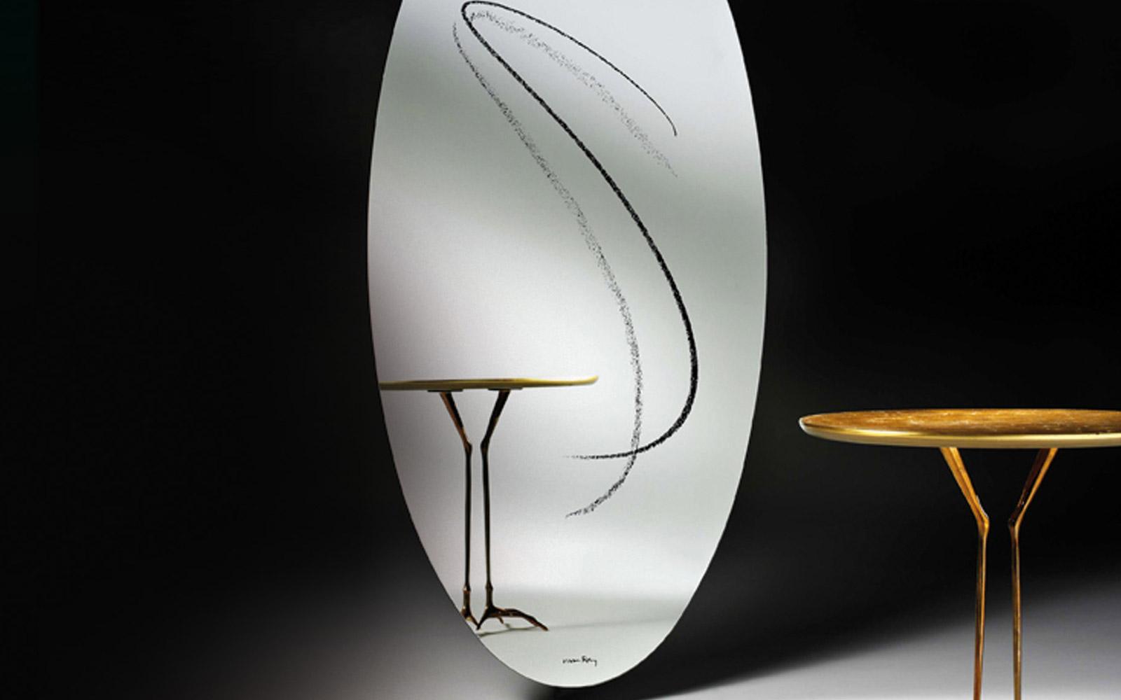 New product 2014 simon for Simone sausse le miroir bris