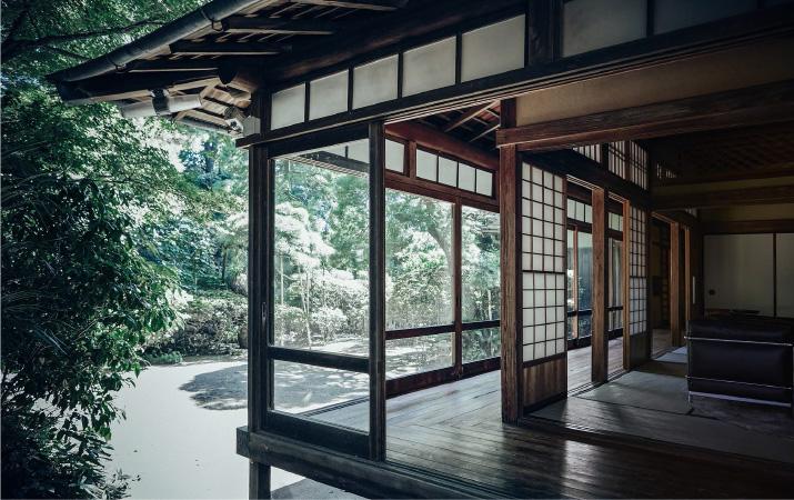 日本家屋、ゆらぎの美 インテリア Webマガジン Welcome Home