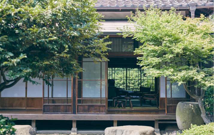 時空を超えて、美しき日本家屋 -...